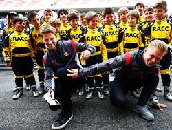 Magnussen daagt Grosjean meer uit dan Gutierrez