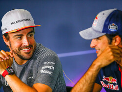 On-track battles with Alonso are allowing Sainz to develop as a driver