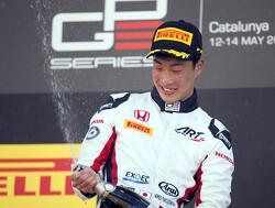 Nirei Fukuzumi verovert pole position op Jerez
