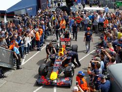 Lubang pengisian Grand Prix kedua di Zandvoort bukanlah pilihan seperti kalender keju