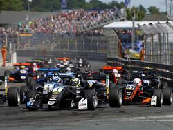 Günther nieuwe leider in kampioenschap na zege eerste race
