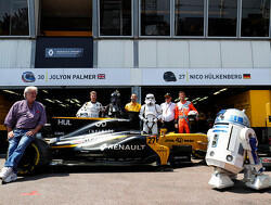 Renault celebrates 40th anniversary in F1