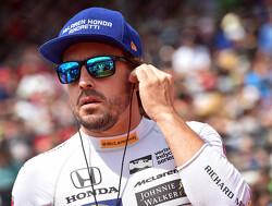 Honda steekt stokje voor hereniging Andretti Autosport en Fernando Alonso