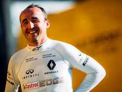 Kubica confident he can drive 2017 car
