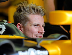 "Hülkenberg: ""Sainz young and wild, but certainly fast"""