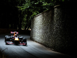 Zes Formule 1-teams bij Goodwood Festival of Speed in 2019