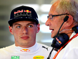 Max Verstappen admits he is Marko's 'new project'