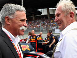 "Chase Carey ""would like to have more German teams"""