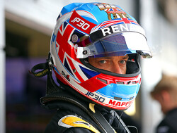 """Palmer """"so happy"""" after securing points in Singapore"""