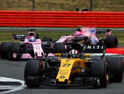 Force India schat Hülkenberg iets hoger in dan Ocon