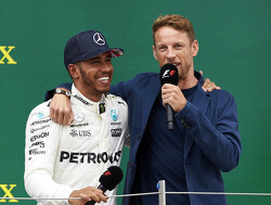 Button claims racing Hamilton brought out the best in him