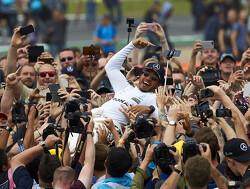 """Lewis Hamilton: """"Races zonder publiek erger dan een testdag"""""""