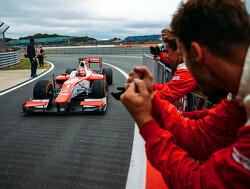 Charles Leclerc ook in Hongarije op pole position