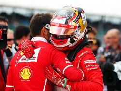Leclerc op pole position in Spa, De Vries zesde