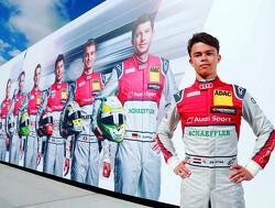 De Vries test deze week voor Audi op de Lausitzring