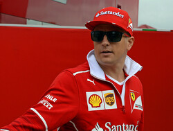 Ferrari confirm Raikkonen for 2018