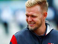 Steiner believes Magnussen is more of a challenge for Grosjean