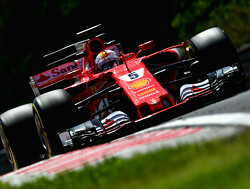 Vettel smashes lap record to go fastest in FP3