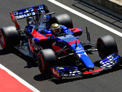Toro Rosso linked with KFC paint scheme switch