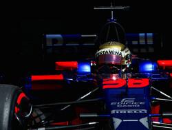 Gelael in vier vrije trainingen in actie voor Toro Rosso