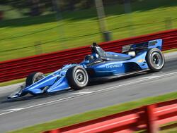 Foto's: De nieuwe IndyCar-auto bij de test op Mid-Ohio