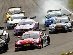 Wickens wint tweede race, Ekström profiteert van domme fout Auer