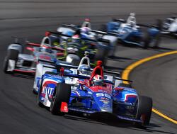 Alexander Rossi blijft bij Andretti Autosport
