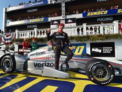 50e pole voor Penske-coureur Will Power