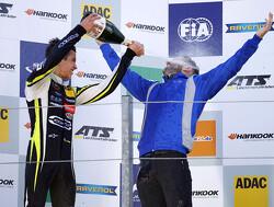 Samenvatting van F3-races op de Nürburgring