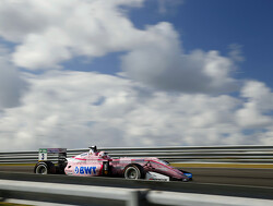 Sponsoring BWT effent pad richting F1 voor Günther