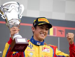 Giuliano Alesi maakt de overstap naar de Formule 2