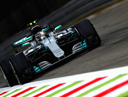 Bottas leads the field after FP2 at Monza