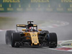 Hülkenberg roept Pirelli op regenbanden te verbeteren