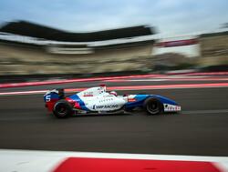 Orduzhev wint tweede race Austin, Fittipaldi crasht