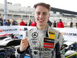 Jake Hughes snelste op eerste testdag van 2018