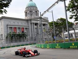 Speciale helmen voor Vettel, Verstappen en Ricciardo