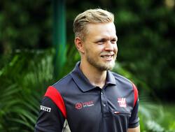 Magnussen to undergo checks before Saturday running