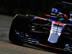 Toro Rosso sponsor says Kvyat out for 'two races only'