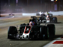 Haas vows to overtake Renault for seventh place