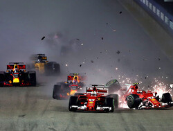 Vote for 2017's most dramatic F1 moment