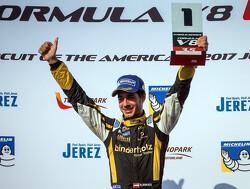 Rene Binder over zijn eerste ervaring in F1-auto