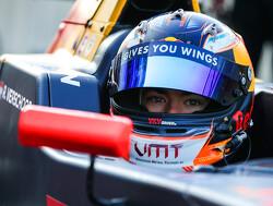 Verschoor in actie voor Josef Kaufmann Racing