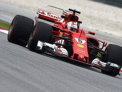 Vettel ends the first practice session at Japan on top