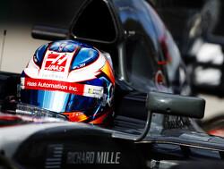 Grosjean still believing in sixth place for Haas