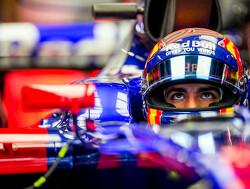 Sainz over zijn periode bij Scuderia Toro Rosso