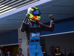 Alessio Lorandi racet in 2018 voor Team Trident