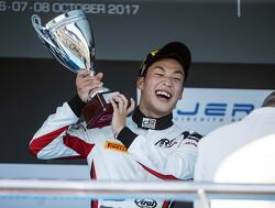 Stoomt Red Bull Nirei Fukuzumi klaar voor Formule 1?