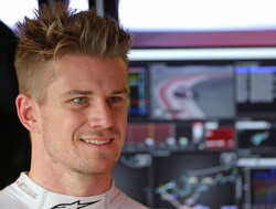 Nico Hulkenberg gives thumbs-up to three-car grid rows plan