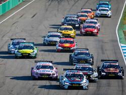 Paffett opent als snelste op Lausitzring, Robin Frijns knap vierde