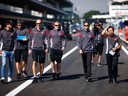 Romain Grosjean moves on after 'shutup' video
